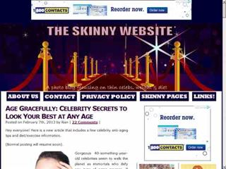 theskinnywebsite.com